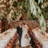 A Book Lovers' Wedding in Australia