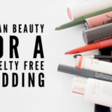 Vegan Beauty for Cruelty Free Brides