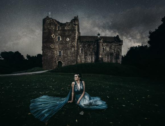 A Celestial Inspired Bridal Shoot
