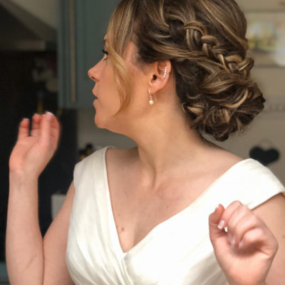 Gavin Harvie Hair - Wedding Review Image