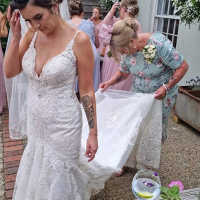 Bridal hair by suzy - Wedding Review Image