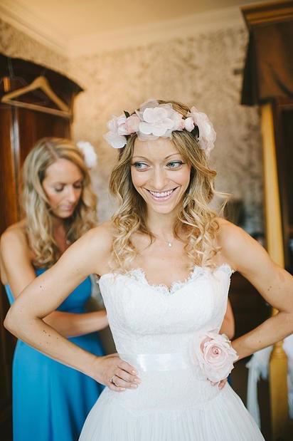 - Make Me Bridal Artist: Becca Gray .