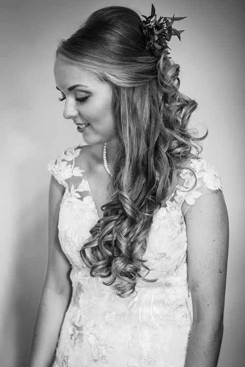 - Make Me Bridal Artist: Brittany Jae Hair & Makeup.