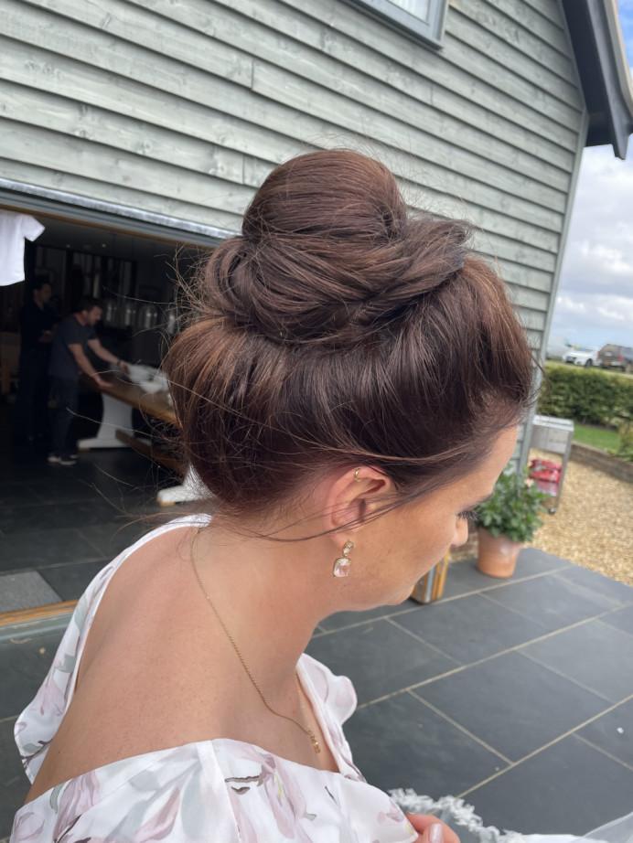 - Make Me Bridal Artist: Glow-Occasion Hair Specialists. #glamorous #boho #bridalhair #updo #bridesmaidhair
