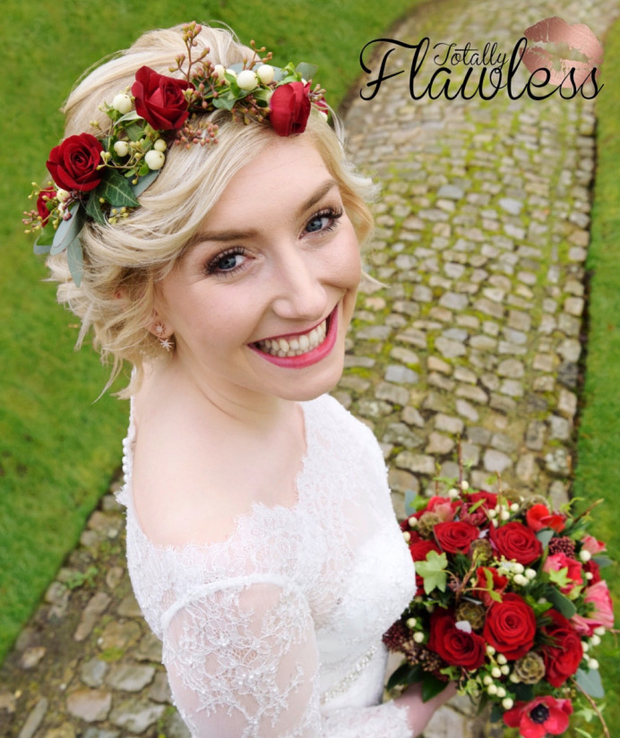 - Make Me Bridal Artist: Claire Jane's Totally Flawless.