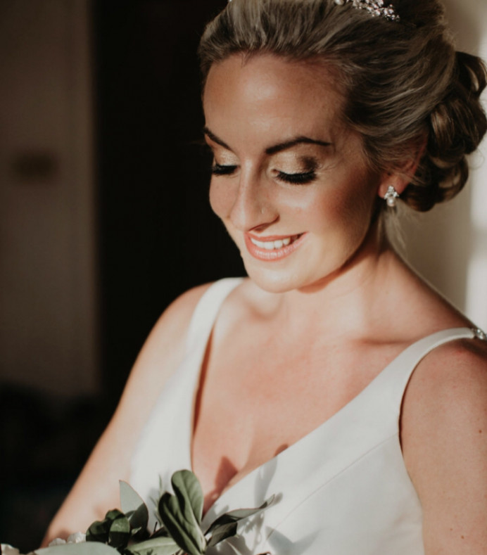 Bridal makeup, elegant, classy - Make Me Bridal Artist: Head Turners - Martine Turner. Photography by: Sammy Taylor Photography.