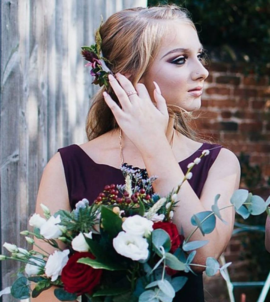 Bridesmaid Makeup - Make Me Bridal Artist: Nicky Foster MUA. Photography by: Kathryn Edwards Photography. #bridesmaidmakeup