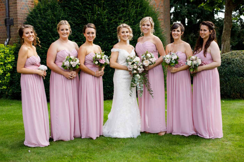 Bridal Party Makeup working with Laura Cotterill MUA - Make Me Bridal Artist: Nicky Foster MUA. Photography by: Odi Caspi . #bridalparty