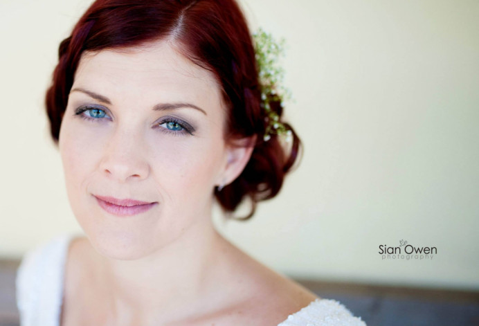 - Make Me Bridal Artist: Janet White-Ashby & Co.. Photography by: Sian Owen Photography.