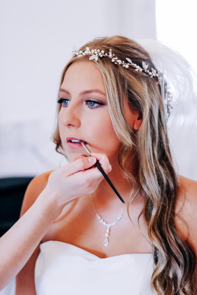 - Make Me Bridal Artist: Emily Lawton Makeup Artist. #naturalmakeup #bridalmakeup #flawless #pinklipstick #professionalmakeup #makeupbyme
