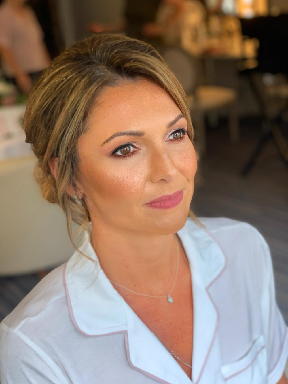 - Make Me Bridal Artist: Makeup by Corrina. #classic #bridalmakeup