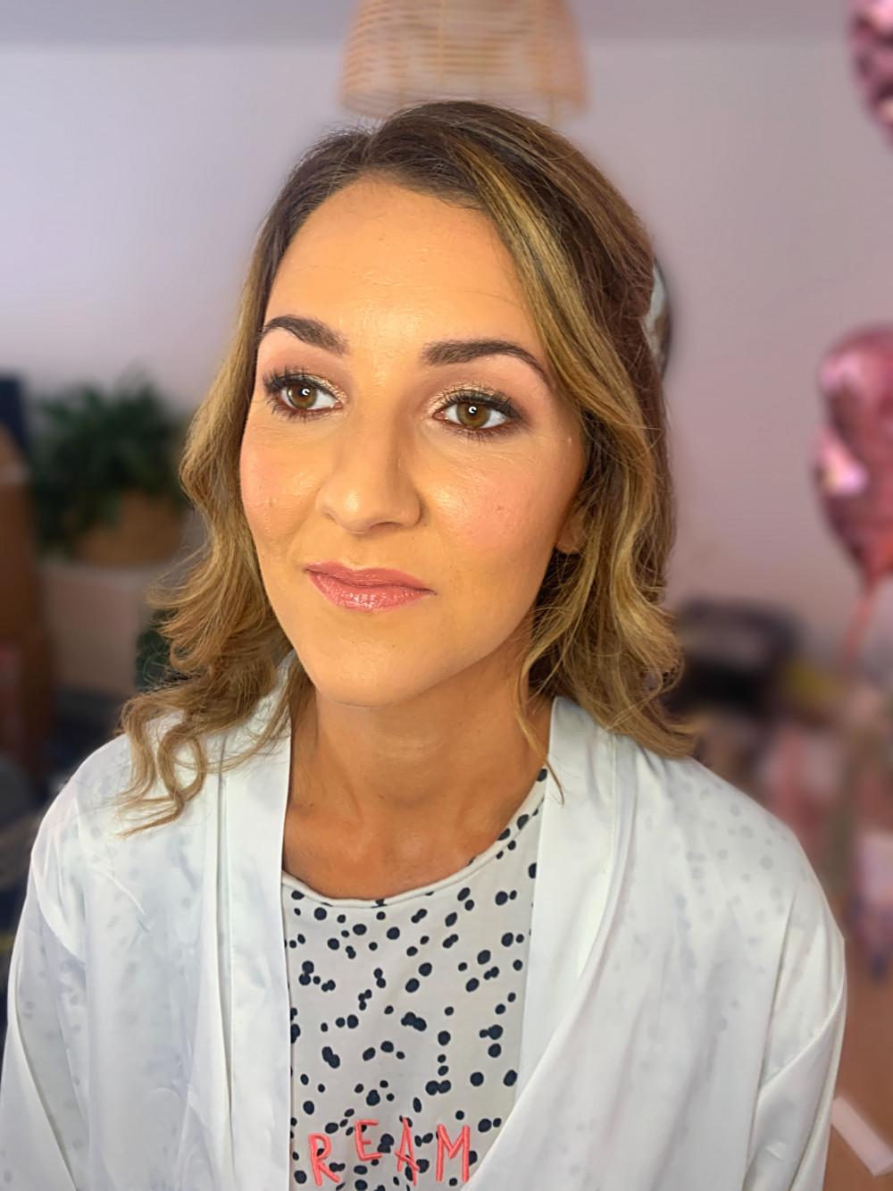 - Make Me Bridal Artist: Makeup by Corrina. #bridalmakeup #glowingmakeup