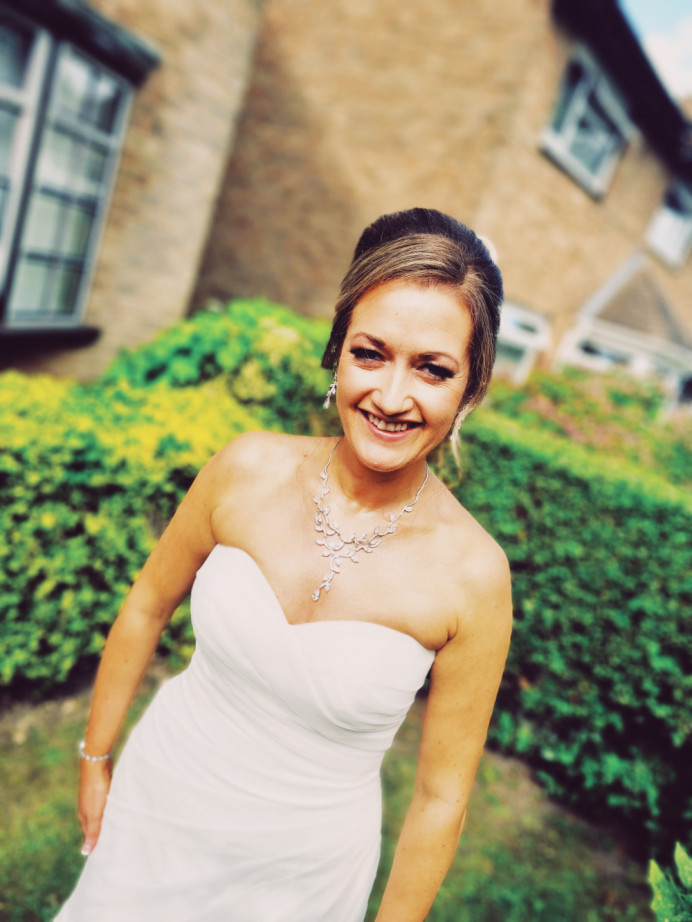 - Make Me Bridal Artist: Victoria Louise Bridal Hair. #classic #bride #glambride #contemporary