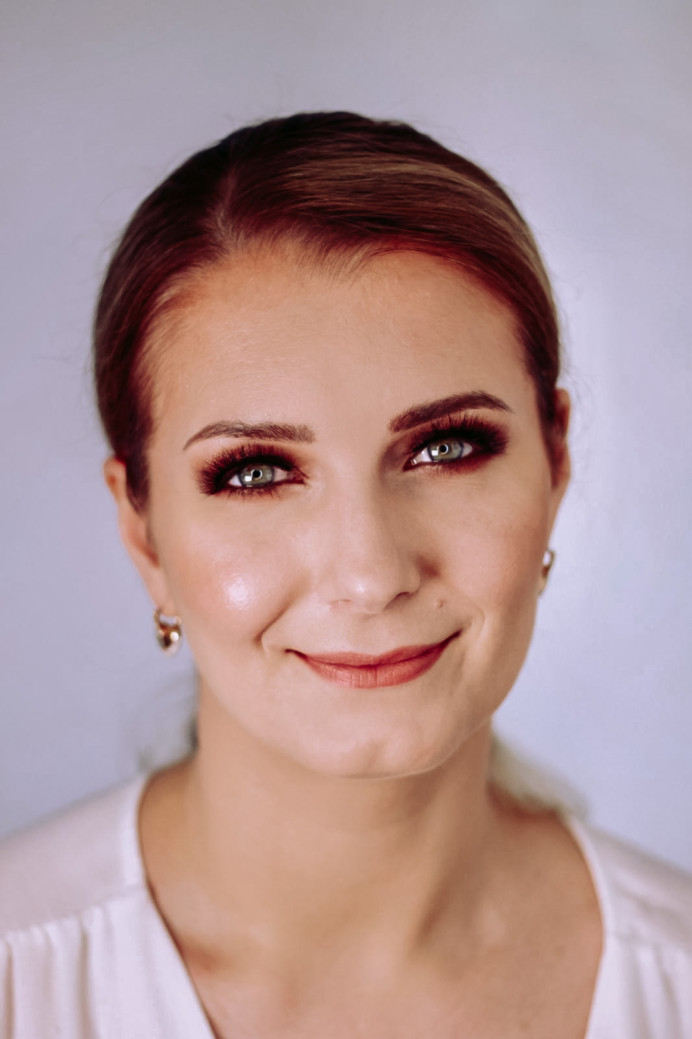 - Make Me Bridal Artist: Connie Childs Makeup. #smokeyeye #glammakeup