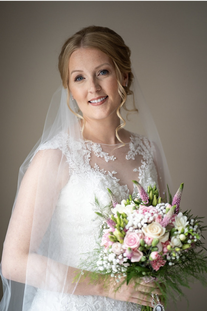 - Make Me Bridal Artist: Connie Childs Makeup. #classic #naturalmakeup #bridalmakeup #nars #elegant #charlottetilbury
