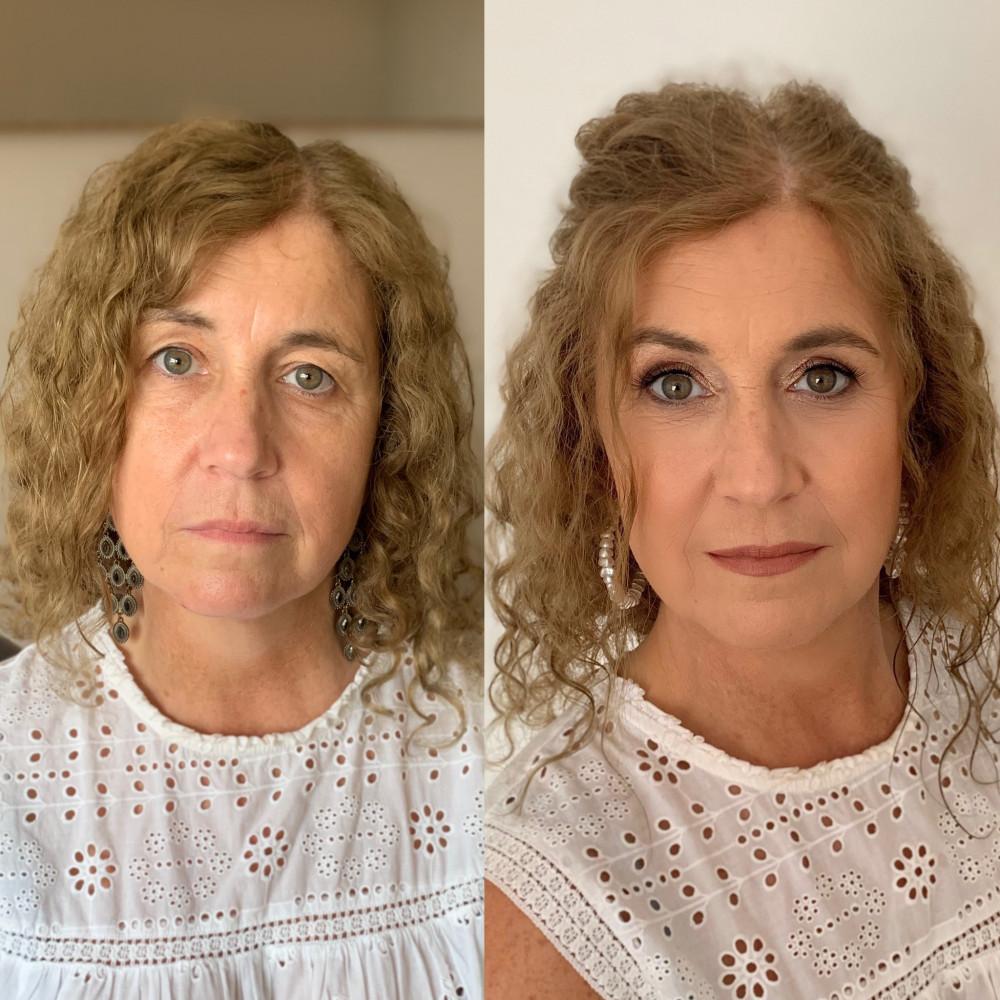 - Make Me Bridal Artist: Connie Childs Makeup. #naturalmakeup #motherofthebride #classy #motherofthebridemakeup