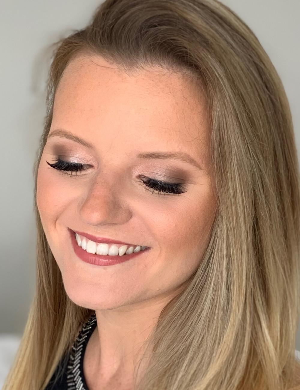 - Make Me Bridal Artist: Connie Childs Makeup. #glamorous #bridalmakeup #softglammakeup