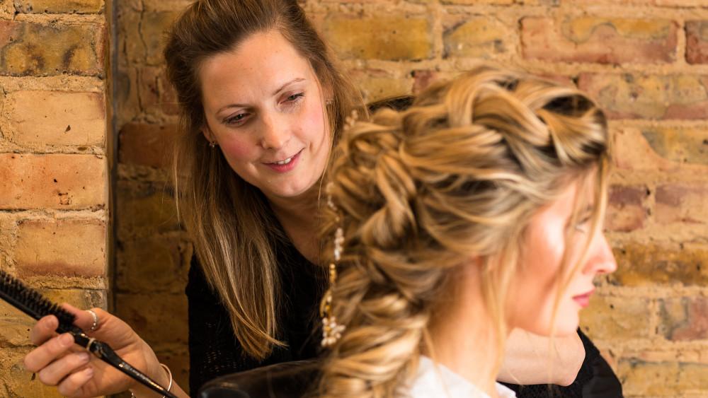 - Make Me Bridal Artist: Wedding hair by Tara. Photography by: Phil jones. #bohemian #longhair