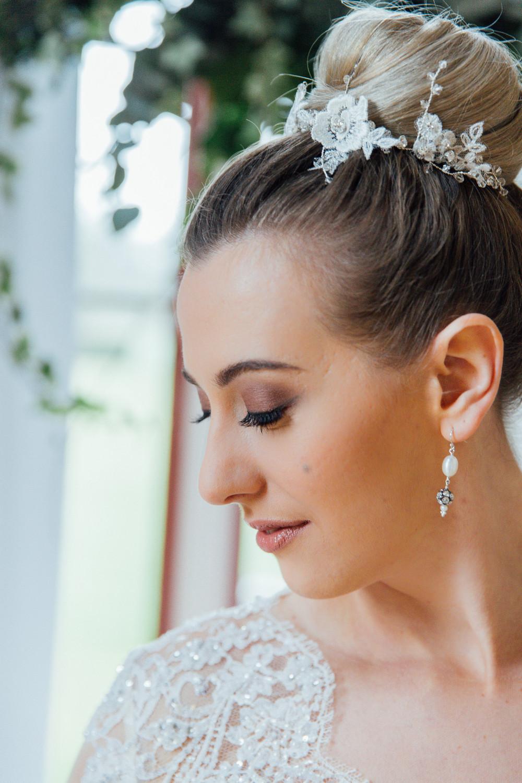 - Make Me Bridal Artist: Tara Sanger Makeup. Photography by: Charlotte Bryer Ash Photography.