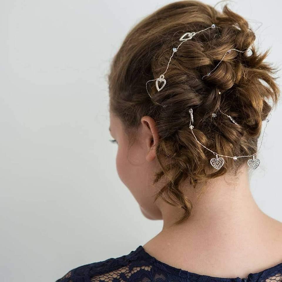 - Make Me Bridal Artist: Bridal hair by Sandra Ferneé. #classic