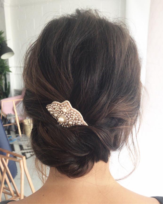 - Make Me Bridal Artist: BEYOU Weddings hair & makeup. #classic #modernbride #timelessbeauty #chichair #bohochic