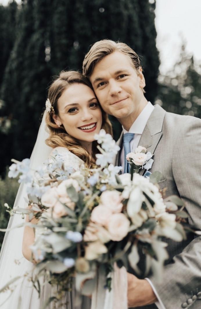 - Make Me Bridal Artist: BEYOU Weddings hair & makeup. Photography by: Rebecca Carpenter.
