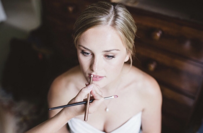- Make Me Bridal Artist: BEYOU Weddings hair & makeup. #weddingmorning #bridalmakeup #bridalprep #makeupartist