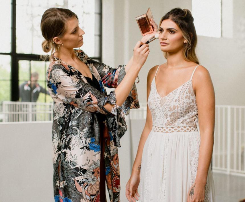 BEYOU Weddings hair &  makeup
