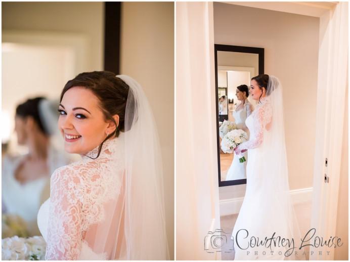 - Make Me Bridal Artist: Bridal Hair in Hampshire. Photography by: Courtney Louise Photography. #classic #weddingmorning #bridalhair #weddinghair