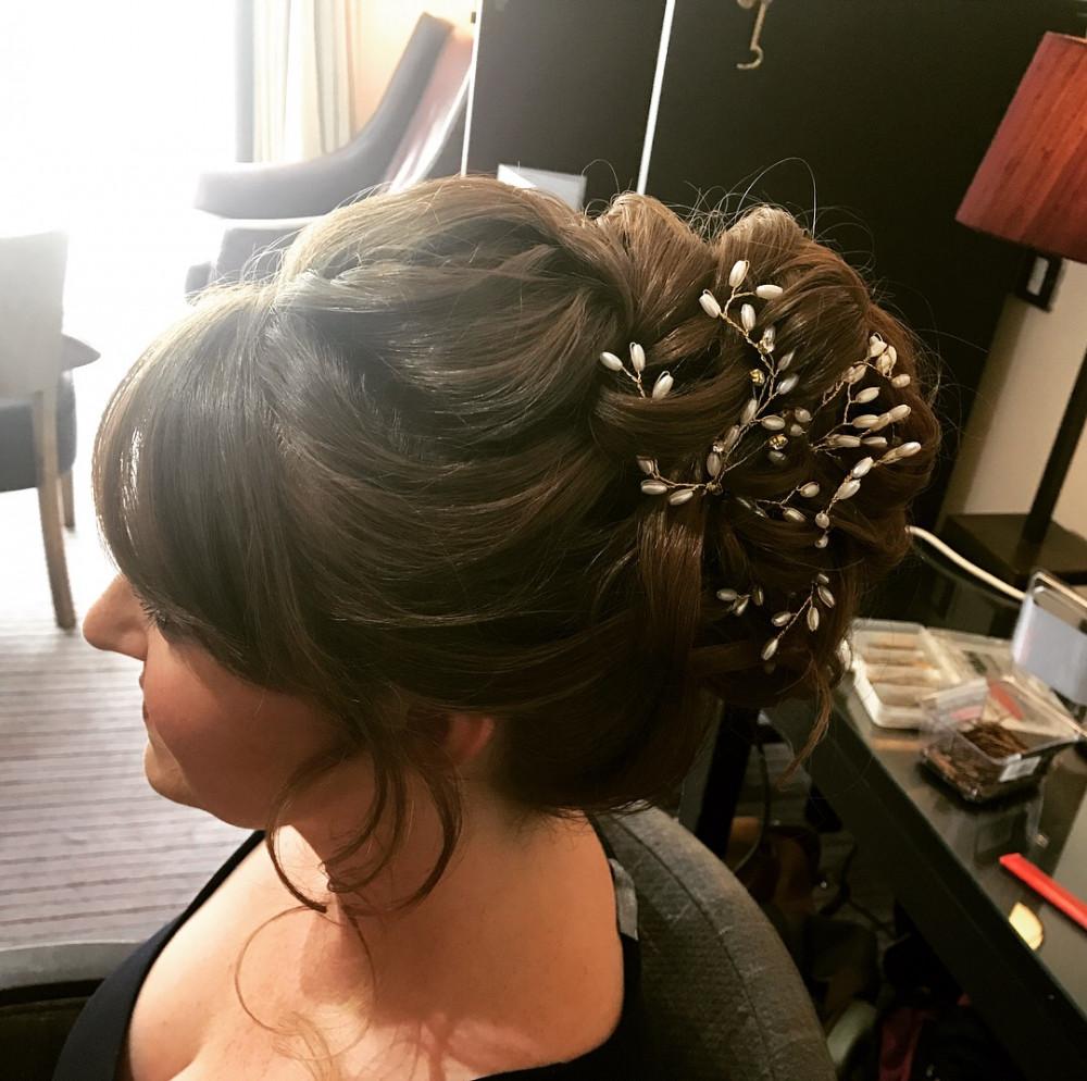 - Make Me Bridal Artist: Bridal Hair Design.