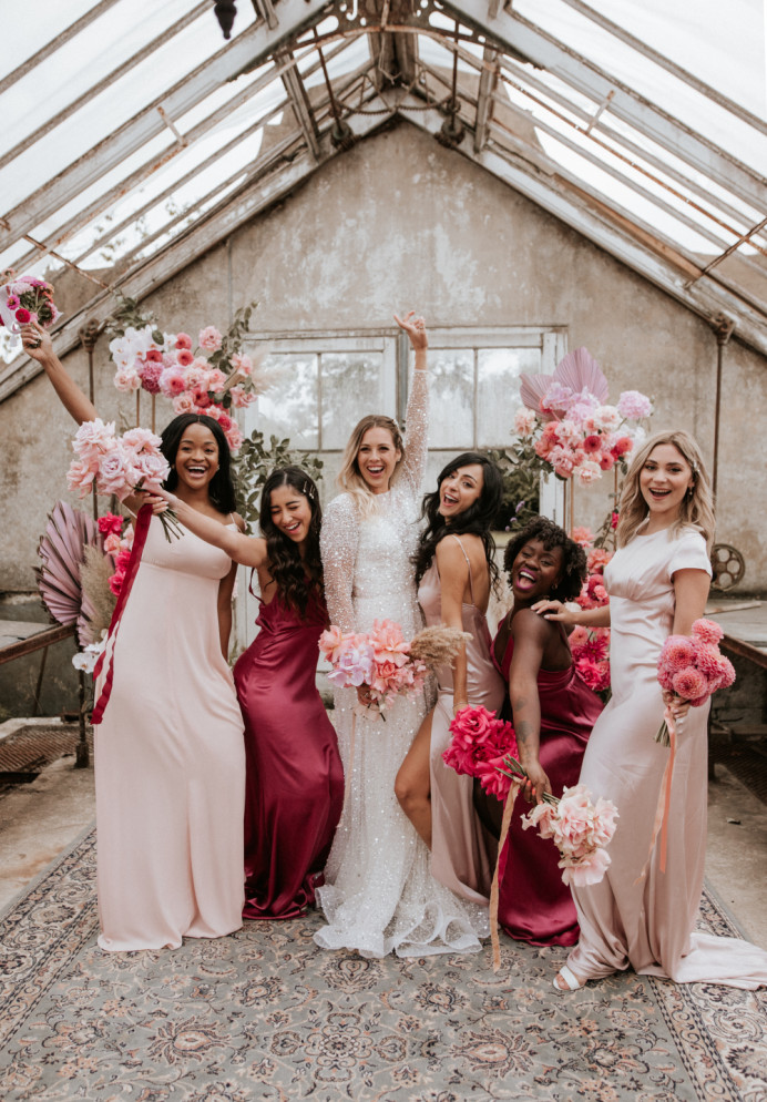 Here's the team who made it happen! 
