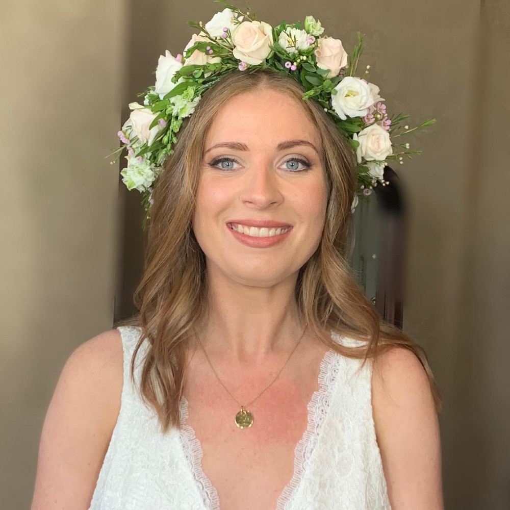 - Make Me Bridal Artist: Aston's Makeup and Beauty . Photography by: Own Image. #bohemian #naturalmakeup #bridalhair #bridalhairandmakeup #bohobride