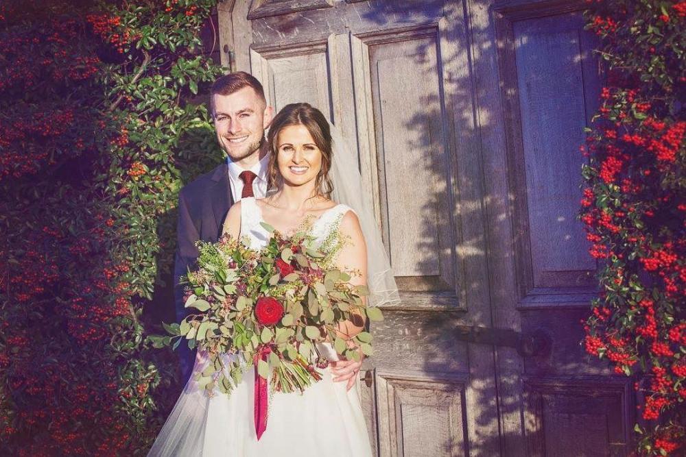 Mr and Mrs Nichol - Make Me Bridal Artist: Aston's Makeup and Beauty . #classic #beautifulbridalmakeup #brideandgroom #bride