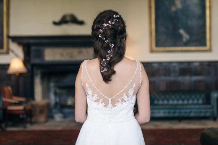 - Make Me Bridal Artist: Janine marino hair . Photography by: Emma barrow .