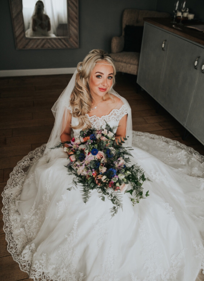 - Make Me Bridal Artist: The Hairbook. #classic #vintage #glamorous #boho #halfuphair #elegant #romantichairup #weddinghair #bridalhair #bridalhairstylist #loosecurls