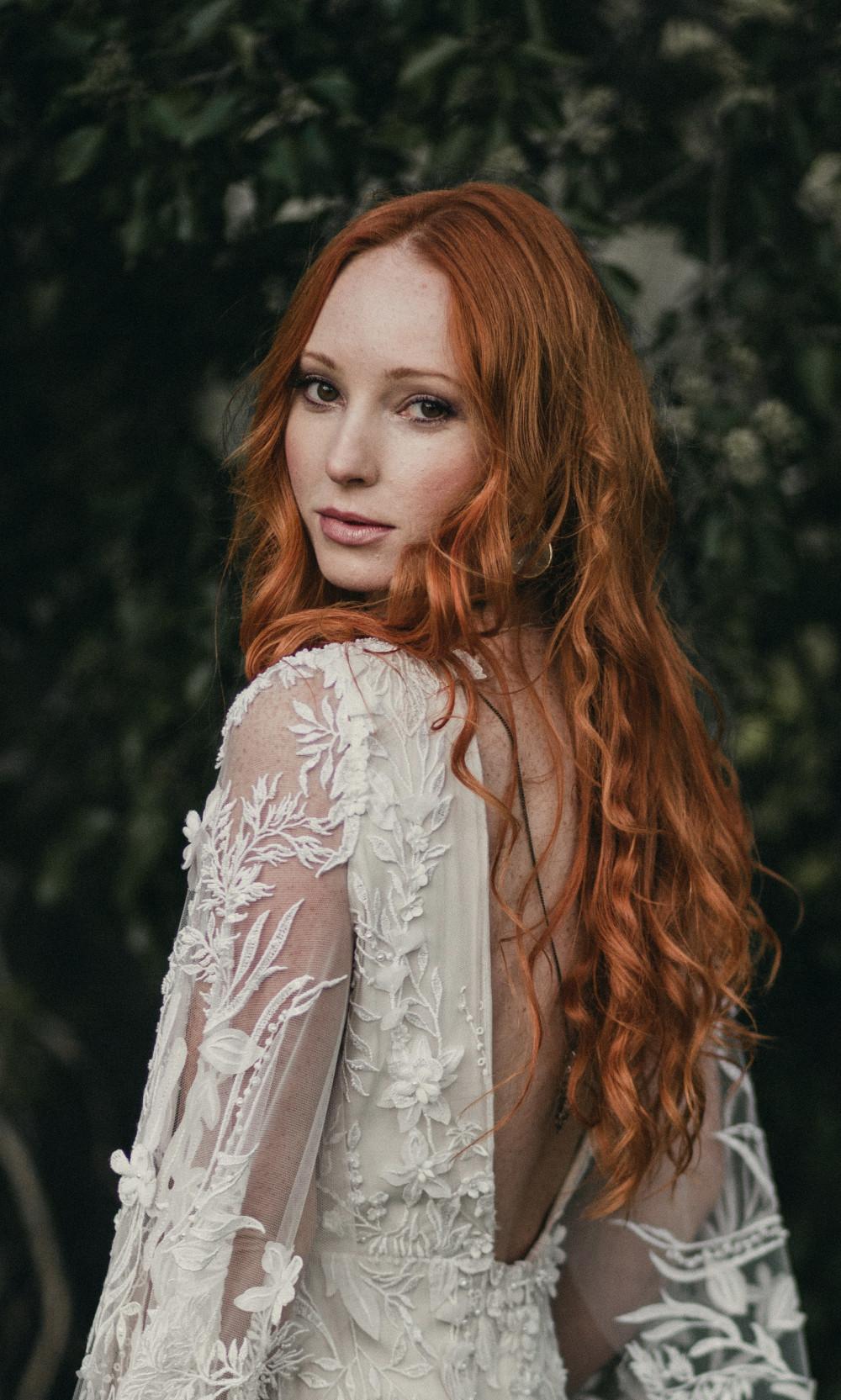 - Make Me Bridal Artist: Amazing Face Bridal Hair & Make up Dorset . Photography by: Lola rose photography. #classic #naturalmakeup #redhead