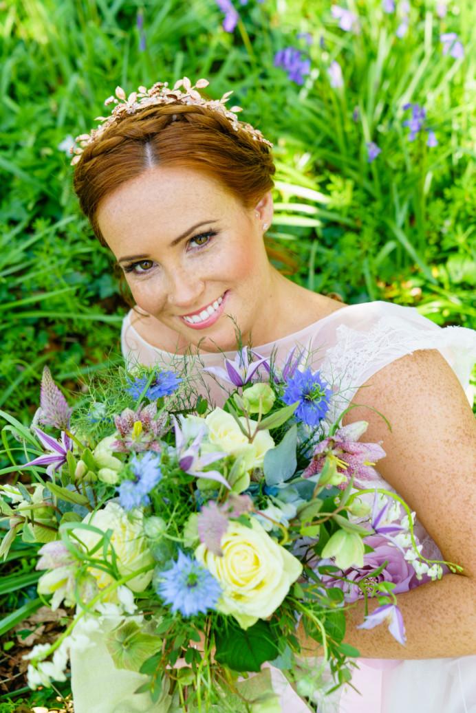 - Make Me Bridal Artist: Amazing Face Bridal Hair & Make up Dorset . Photography by: Greg Thurtle. #boho #flowersinherhair #bridalhairandmakeup #weddinghairandmakeup #dorsetmakeupartist #makeupdorset #redhead