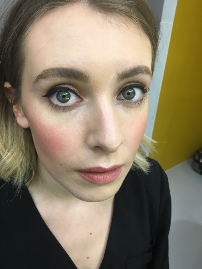 - Make Me Bridal Artist: Joanne Hook Makeup Artistry. #boho #classic #dewyskin #glowingskin #liner #blushingbride #bride #blush