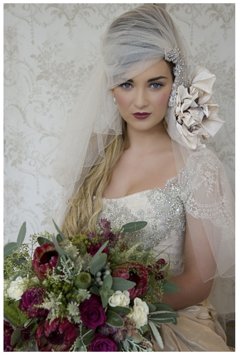 - Make Me Bridal Artist: Tina Brocklebank Make-up artist.