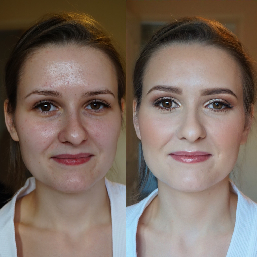 - Make Me Bridal Artist: Charlotte Albert Makeup. #bridalmakeup #bridesmaidmakeup #cornwallsmakeupartist #weddingprep #weddingmorning #beforeandafter