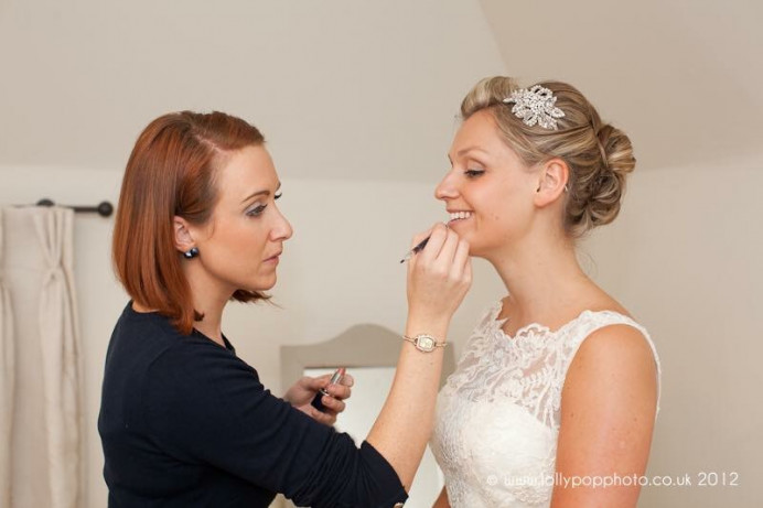 Hannah and Jim's wedding was at Gaynes Park 22nd October 2012. 