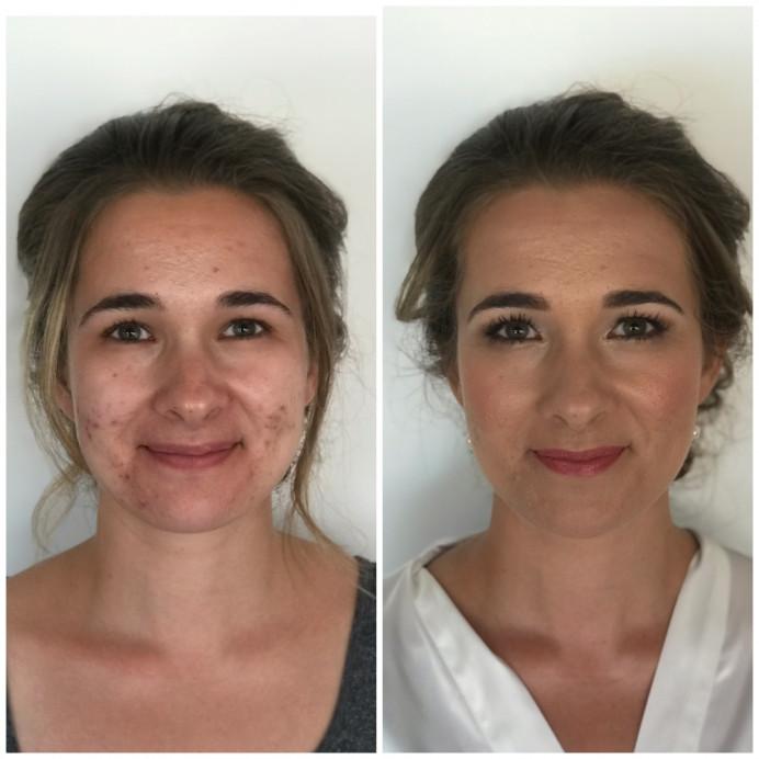 - Make Me Bridal Artist: PosiTIVEYly Peachy Makeup, Beauty, Health .