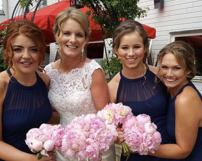 - Make Me Bridal Artist: PosiTIVEYly Peachy Makeup, Beauty, Health . #naturalmakeup #bridesmaidmakeup #bridalparty #bridallook #bridalmakeup #bridalmakeupessex #prettymakeup