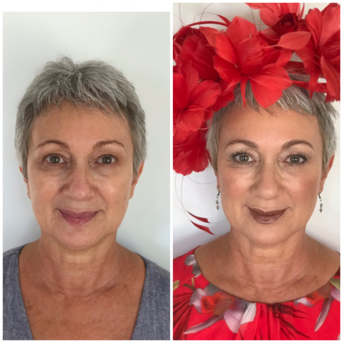 - Make Me Bridal Artist: PosiTIVEYly Peachy Makeup, Beauty, Health . #makeup #motherofthebride
