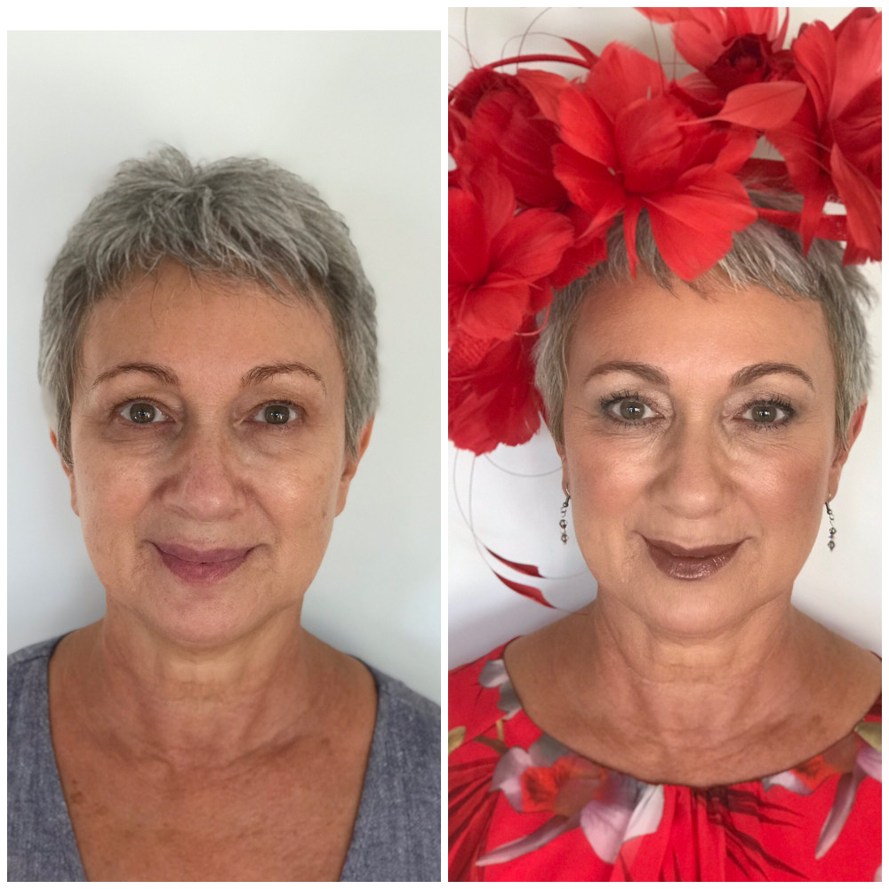 - Make Me Bridal Artist: PosiTIVEYly Peachy Makeup, Beauty, Health . #makeup #motherofthebride