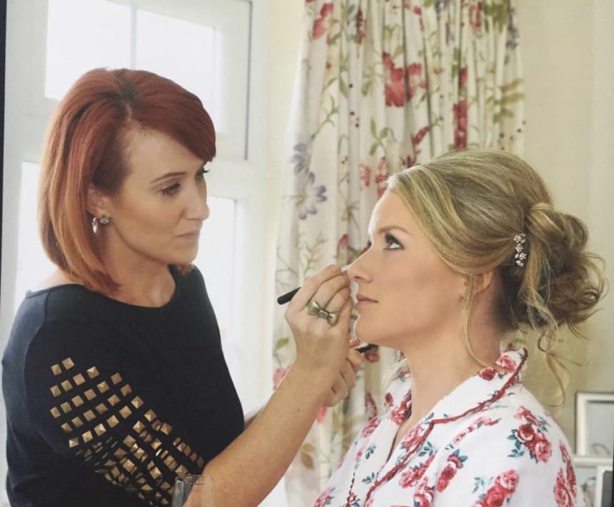 PosiTIVEYly Peachy Makeup, Beauty, Health