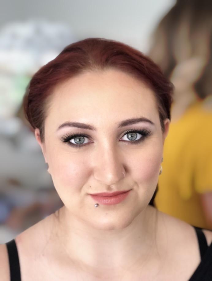 - Make Me Bridal Artist: Grace Robson Makeup Artist . #smokeyeyes