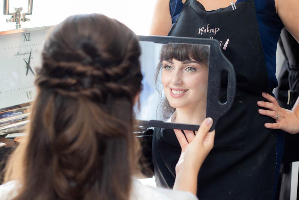 - Make Me Bridal Artist: Makeup by sam.