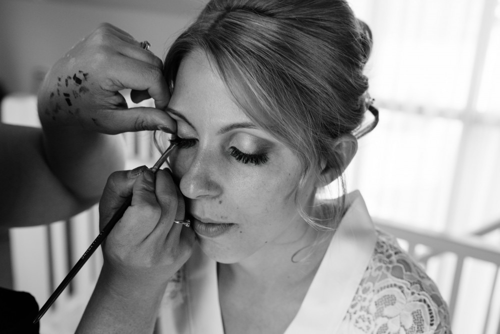 - Make Me Bridal Artist: Makeup by sam.