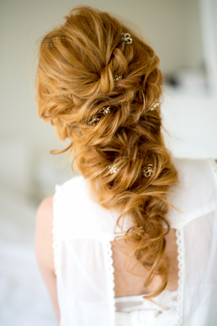 - Make Me Bridal Artist: Aridal Makeup & Hair. #boho #braid #loosebraid #bohobraid #bohemian